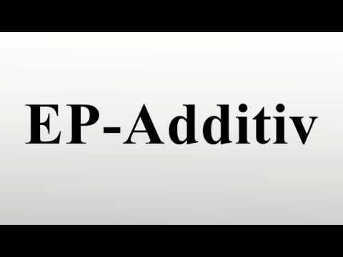 EP-Additiv