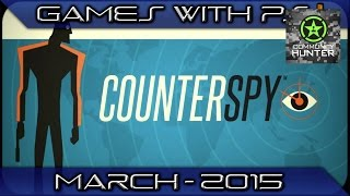 CounterSpy - Games with PS+