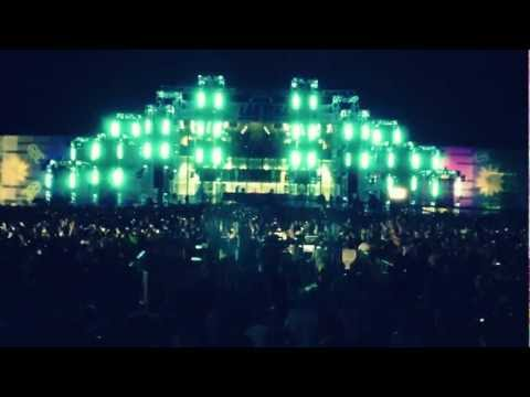 Benny Benassi Live @ EDC Vegas 2012 (Cinema Skrillex Remix)