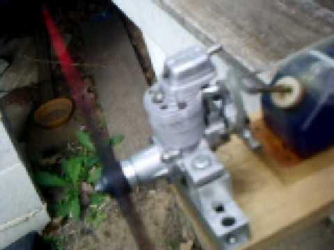 ENYA ENGINES 46 4 STROKE MODEL AIRPLANE ENGINE NO MUFFLER