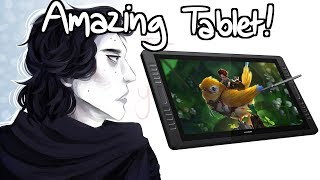 The BEST Cintiq alternative Huion GT 221 Review