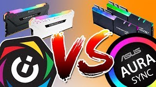 Corsair Vengeance RGB Pro vs GSkill TridantZ RGB - Part 2