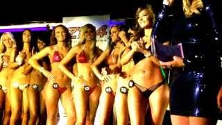 Hooters 2013 Bikini Pageant - Round Two - Swimsuits