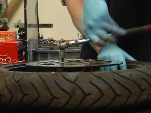 Motorcycle Brake & Rotor Replacement : Remove Motorcycle Rotors