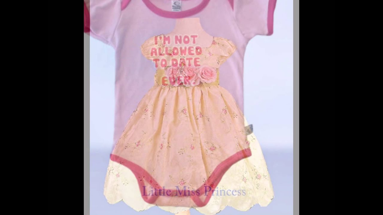 Newborn Clothes For Girls Youtube