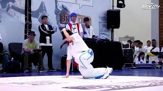 Uruha vs Minseo [1on1 B-Girl Battle 01/06 | Group C Top16] ► TAIPEI BBOY CITY ◄ 2017