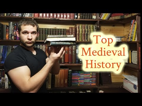 Best Medieval History Books I Read In 2018
