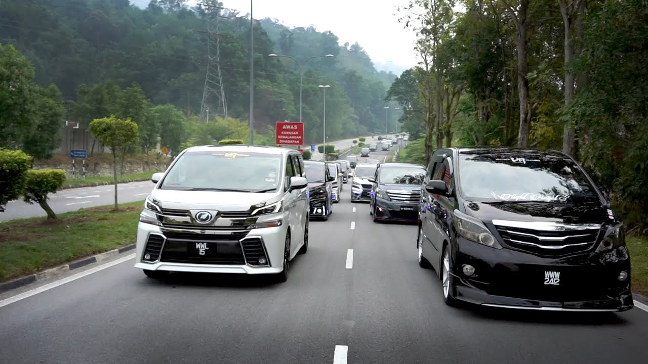 Toyota Vellfire Club Malaysia Have A Experience With