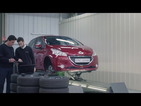 UTAC CERAM - film expertise 01 : Sécurité Active / Active Safety (956-01)