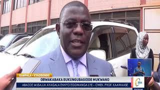 Obwakabaka Bukungubagidde Mukwano