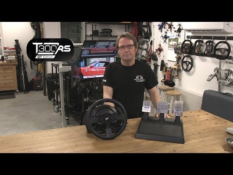 Thrustmaster T300RS GT Review