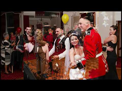 Wedding of Jai and Calum