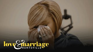 Melody Gets Emotional During Therapy | Love and Marriage: Huntsville | Oprah Winfrey Network