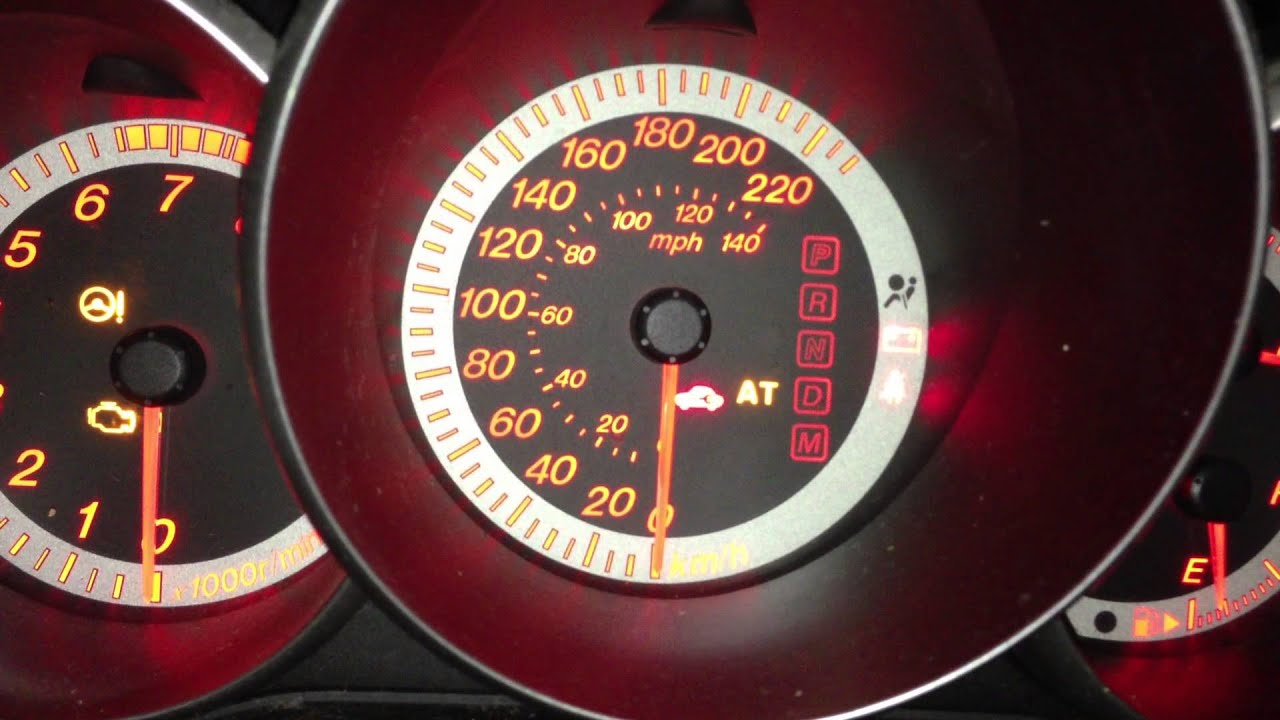 2006 Mazda 3 Hatchback 2.3L Wont Start, No Crank - YouTube