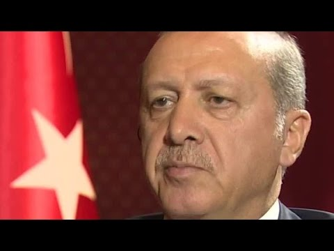 Exclusive: Turkish president describes night of coup attempt