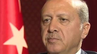Turkish President Recep Tayyip Erdogan recounts the night of coup attempt.