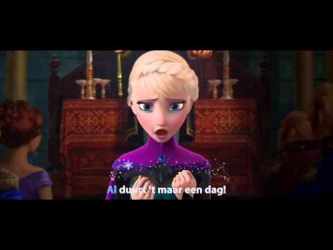 Frozen Sing-A-Long   Voor het eerst na al die jaren    Disney Dutch (NL) Official Clip HD