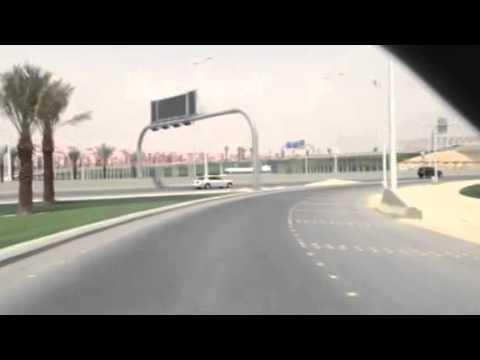 "Riyadh Air Base ""Smart Road"""