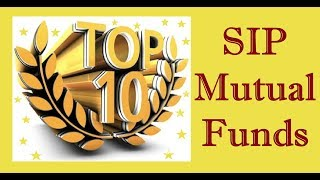 Top Performing 10 SIP Mutual Funds | Diversified/Multicap Funds | Return Greater than Bank FD |