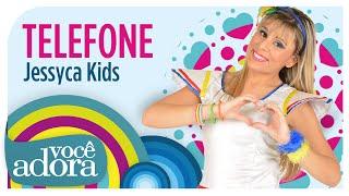 Jessyca Kids - Telefone (DVD Jornal da Alegria)