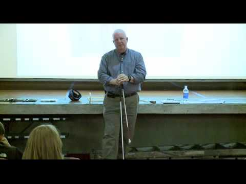 Orientation and Mobility Skills for Those with Visual Impairments