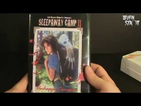 DVD Spot – Sleepaway Camp Survival Kit