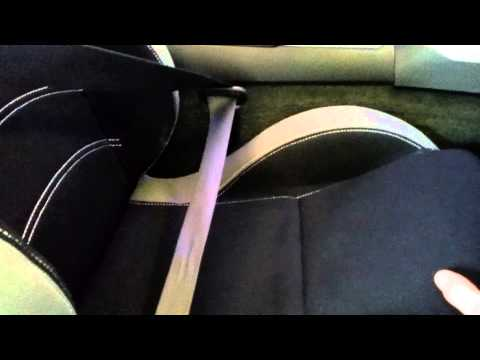 Saturn Sky Seat Replacement Youtube