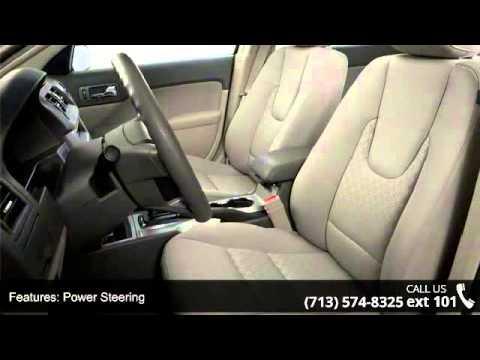 2011 Ford Fusion S - AutoNation Toyota Gulf Freeway - Hou...