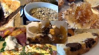 FULL TOUR OF EATING - SO LIFESTYLED ES SICH UNTERWEGS
