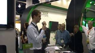 PocketBook Press-conference at CES 2011 (part 1)