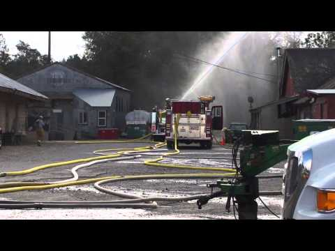 Eel River Mutual Aid Water Tender Drill