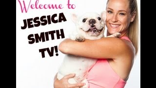 Exercise Online, Free Online Workouts + Free Online Fitness Classes: Welcome to JESSICASMITHTV!