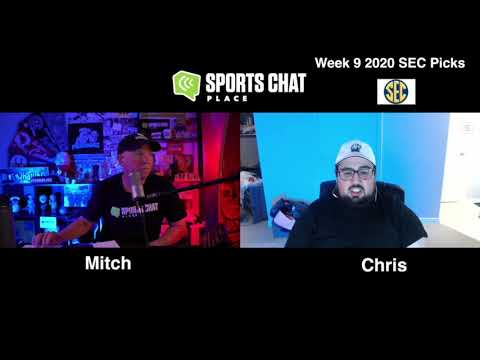 College Football Picks & Predictions SEC Week 9 2020 | Sports Chat Place