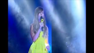 Connie Talbot - Somewhere Over The Rainbow & Heal The World - Korea April