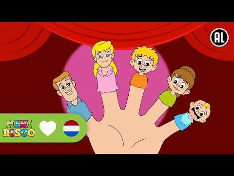 Familie Vinger   Kinderliedjes   Liedjes voor peuters en kleuters   Minidisco