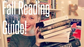 Fall Reading Guide!! Thumbnail