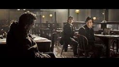 Adam Driver as: SAMUEL BECKWITH - Lincoln (2012) - All Scenes
