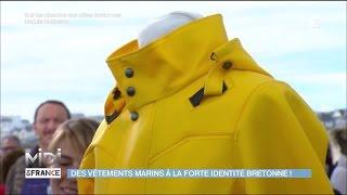 Des vêtements marins à la forte identité Bretonne