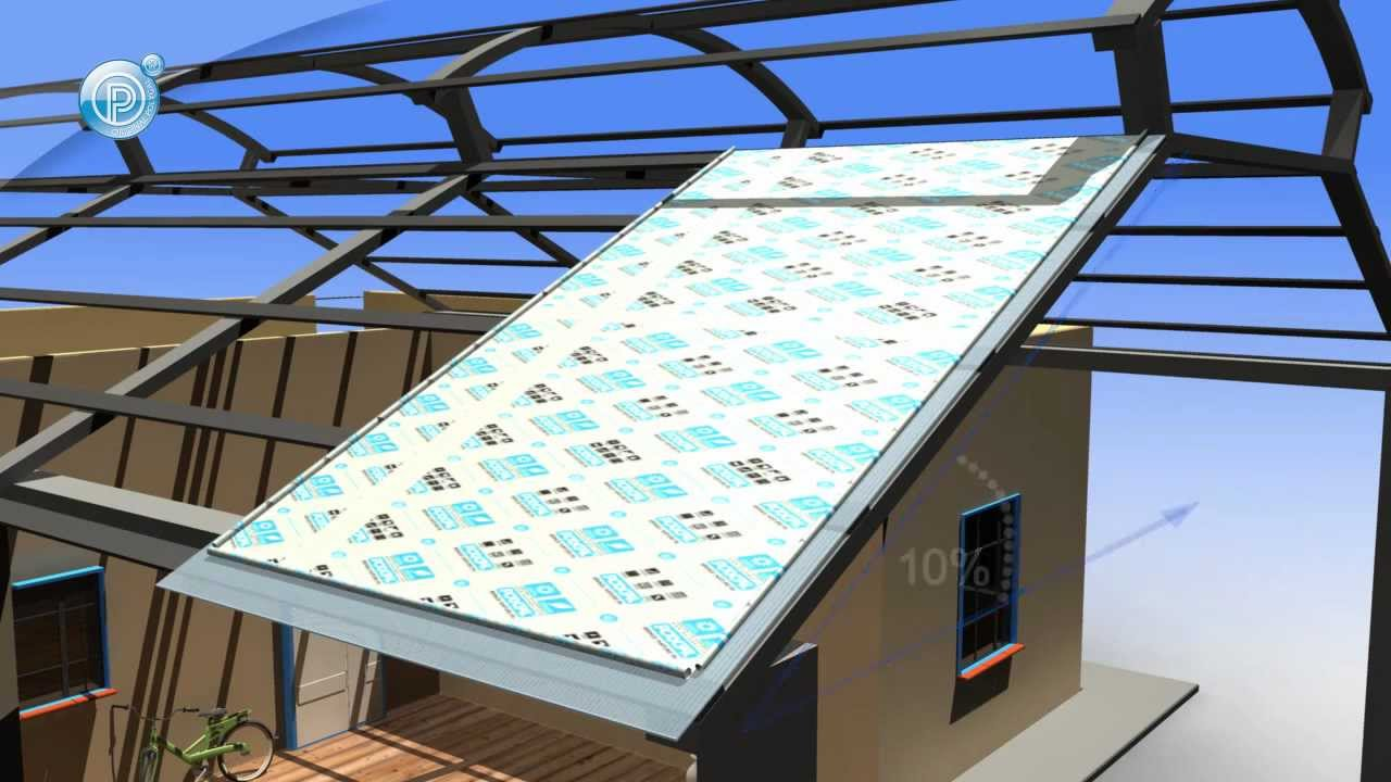 Installing Polygal Multiwall Polycarbonate Sheets Youtube