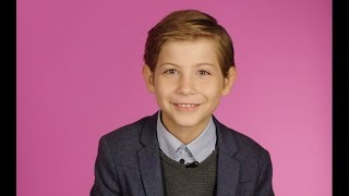 Jacob Tremblay's fav things & secret talent will melt ur heart | Cultural Speedround