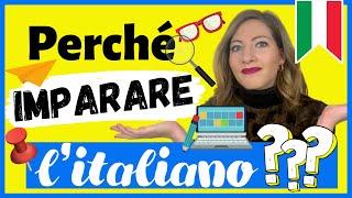 Perché imparare l'italiano? 6 Ragioni per Studiare la Lingua Italiana e trovare la Motivazione! 🇮🇹