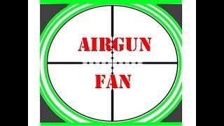 Airgun Fan EP69 Crosman 160 Pellgun Chrono Tests/valve upgrade PT1