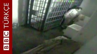 Uyuşturucu baronunun hapishaneden kaçış görüntüleri yayımlandı - BBC TÜRKÇE