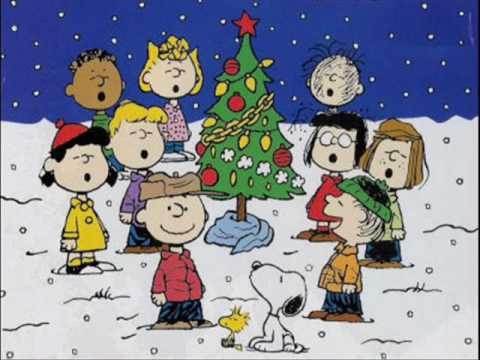 Peanuts-Christmas Time Is Here