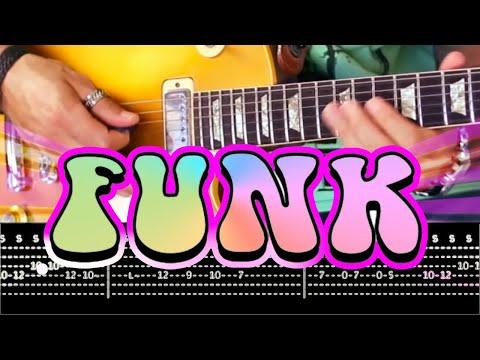 Funk Guitar Licks & Tricks