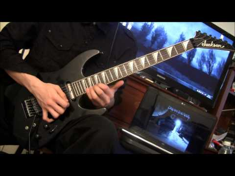 Guitar Cover: Dream Theater -