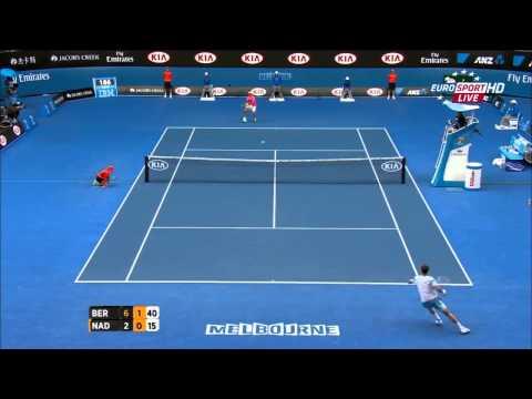 Теннис. Открытый чемпионат