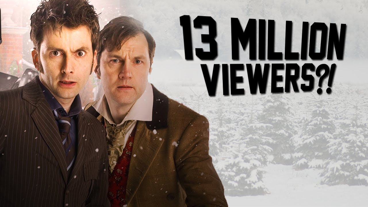 Top 10 Most Viewed Doctor Who Episodes