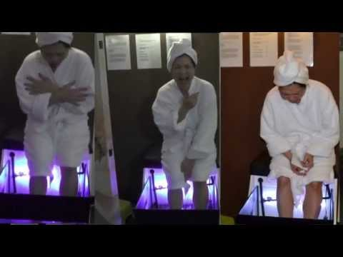 Doctor Fish pedicure, Aqualux Fish Spa