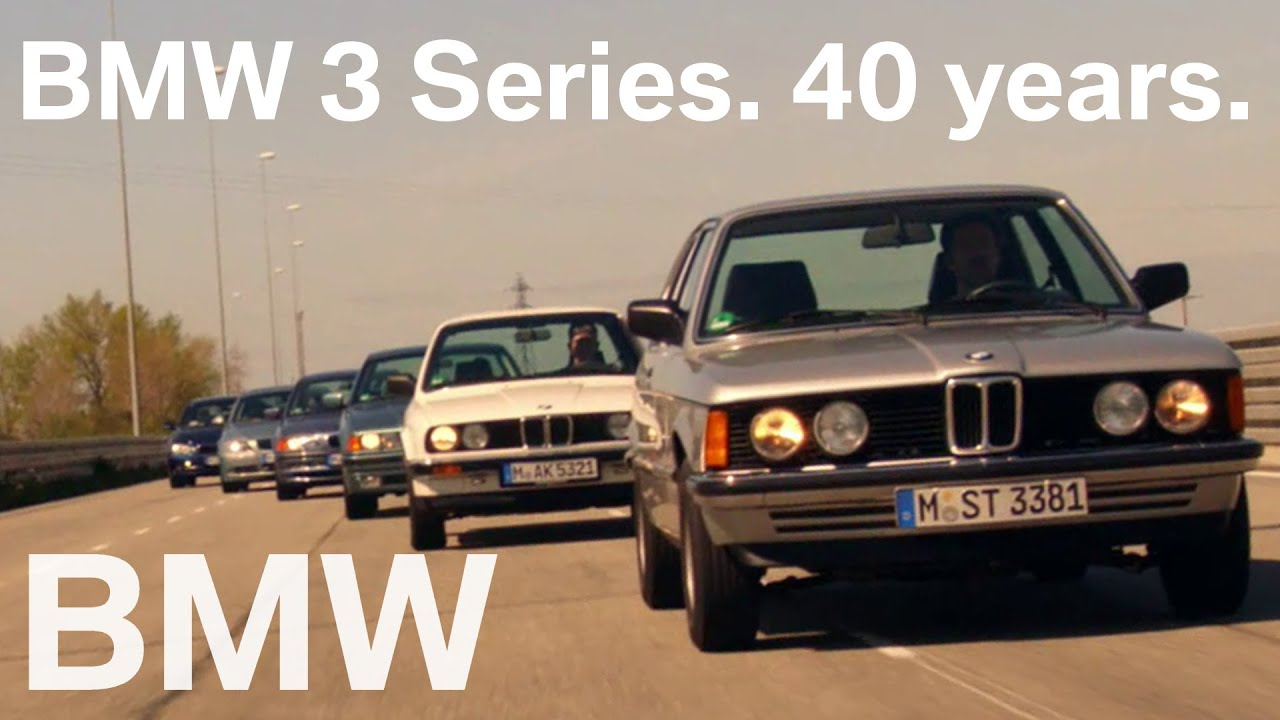 This Film Is In Dedication To All BMW Series Fans Decades - All bmw